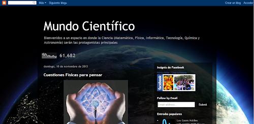 Mundo cientifico