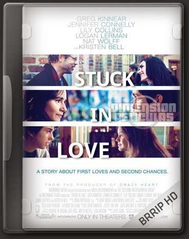 Stuck In Love (BRRip HD Inglés Subtitulada) (2013)