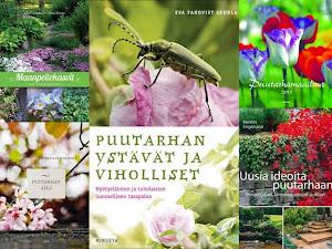 Puutarhakirjat Leena Lumissa