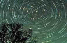 Esta noche habrá una lluvia de estrellas fugaces Gemínidas y se podrá ver en vivo online