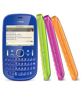 Nokia Asha 200 Spesifikasi dan Harga