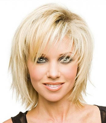 Short Choppy Hairstyles To Look Funky 4