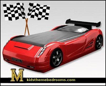 Decorating Theme Bedrooms Maries Manor Car Beds Racing