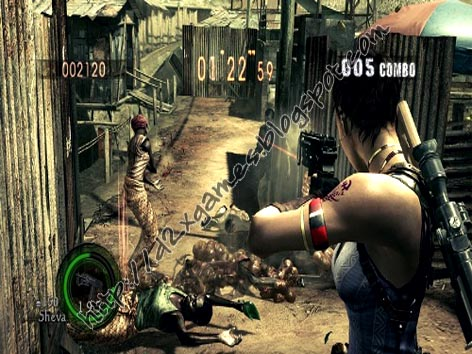 Free Download Games - Resident Evil 5