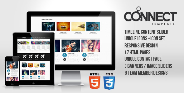 Connect-Responsive-Template-HTML5-CSS3-jQuery