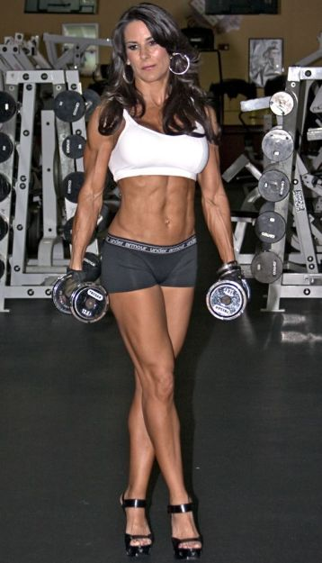 hot fitness models-Figure Competitor-fitness models