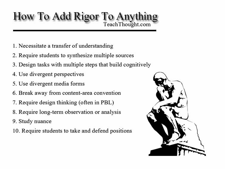 http://www.teachthought.com/learning/how-to-add-rigor-to-anything/