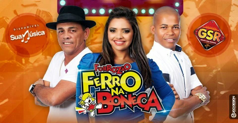 BAIXAR - Ferro na Boneca NO Olho D'água Park Hotel EM Caraúbas/RN - CD Promocional de Abril 2014