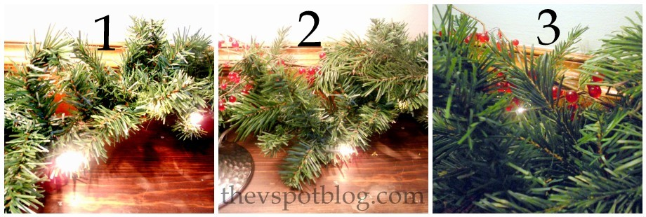Make easy christmas garlands wreaths without time money