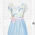 Vestido de Violetta gratis