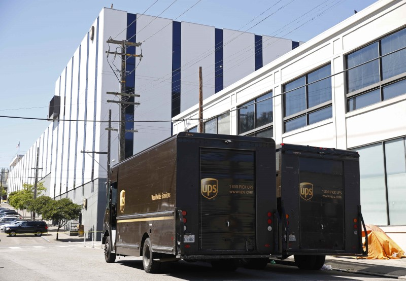 UPS FACILITY SHOOTING LEAVES FOUR DEAD