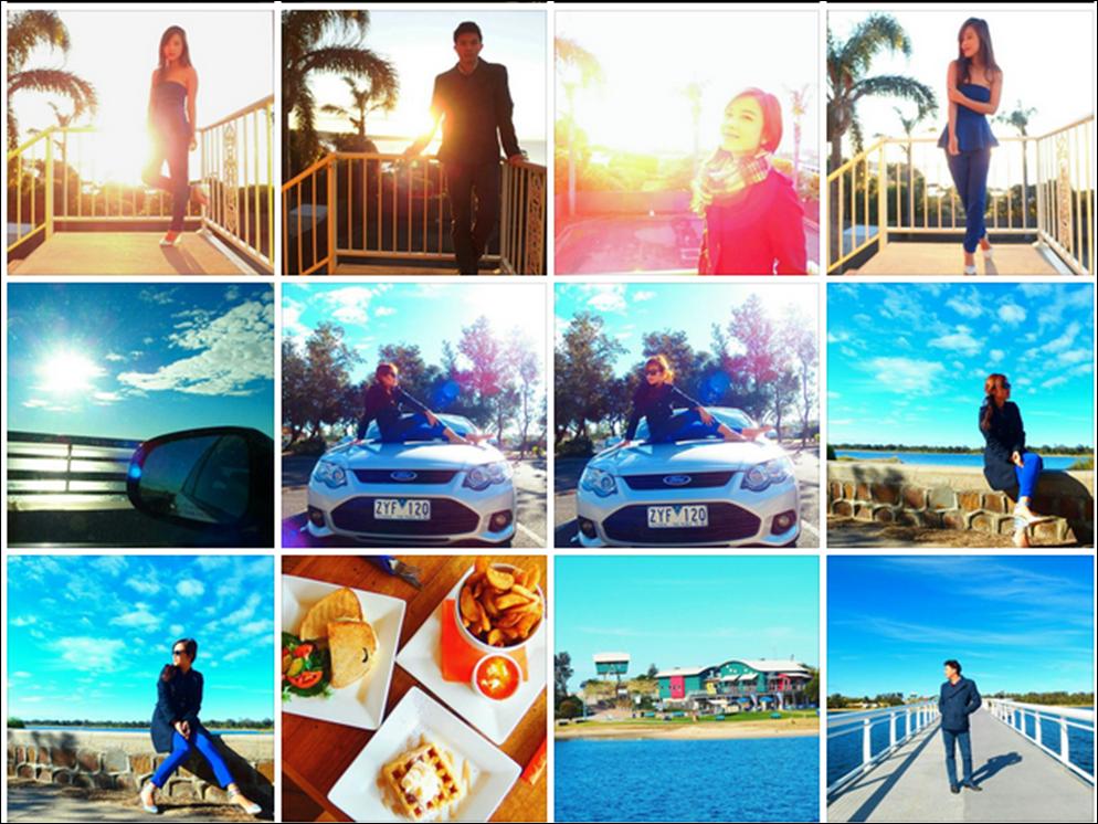 D Bateman Phillip Island Victoria