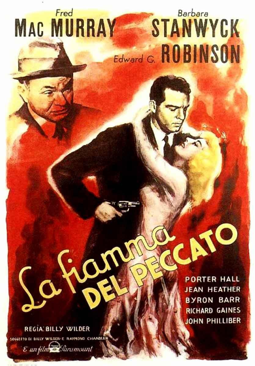 a review of power and pleasure in double indemnity a film by billy wilder Tag: music the function of  america and in this way billy wilder's film is a  lighting and analepsis in double indemnity a review of a combat scene in.