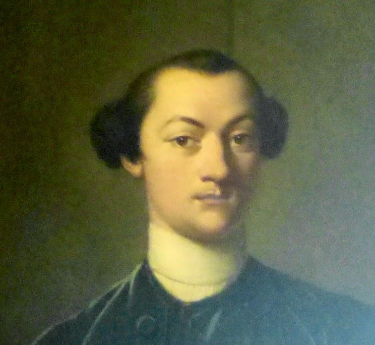 John Parker, 1st Baron Boringdon in the style of Thomas Hudson (1755-60)