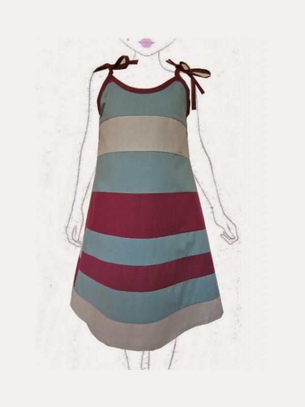 robe d'été, safishop, bullelodie