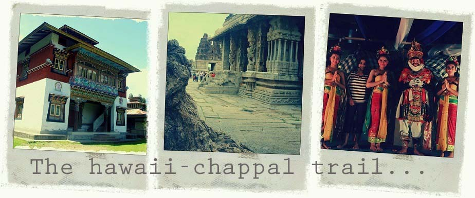 The Hawaii Chappal Trail