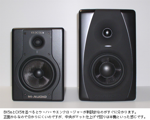 M-AUDIO Studiophile CX5