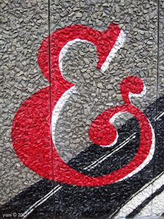 morphett bridge ampersand