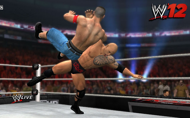Download Free WWE 12 Full Verison PC File