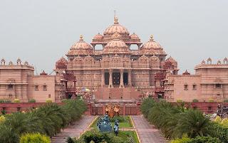 New Delhi: Swaminarayan Akshardham