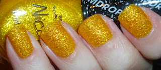 Nicole by OPI Gumdrops Lemon Lolly