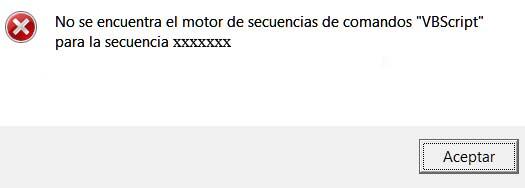Windows script host ошибка 80070002 - 2