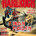 Iron Maiden: Capa da Hard Rock Magazine francesa