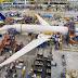 Boeing inicia el ensamblaje final del primer 787-9 en Carolina del Sur