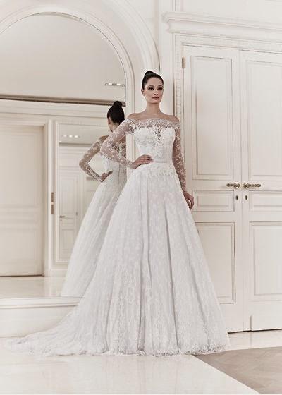 Zuhair Murad Spring Summer 2014 Bridal Collection