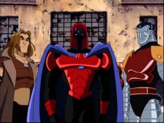 Marvel X-Men Evolution Magneto