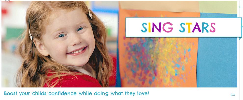 Sing to Shine