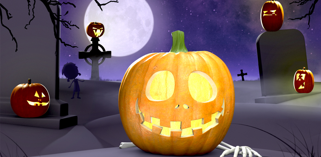 This Is The First Live Wallpaper Weve Made And Its For Free It Works On The Galaxy S3 And Nexus 7 Happy Halloween