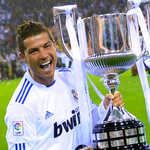 Cristiano Ronaldo Copa del Rey