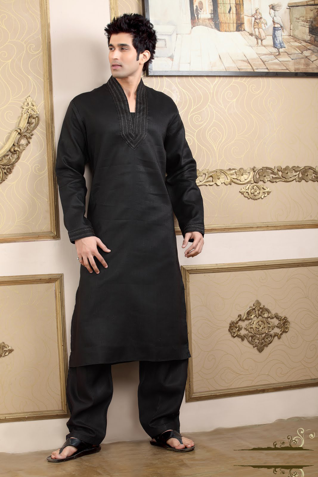 Men Salwar Kameez 2012 - Dress Of the day 1st june 2013