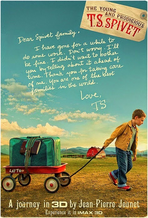 Ver The Young And Prodigious T.S. Spivet (2013) Online
