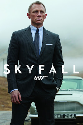 iPhone 4 Skyfall Wallpaper