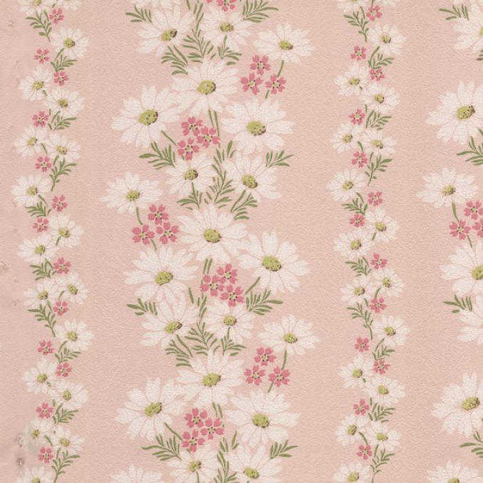retro flower wallpapers - photo #37