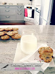 Oatmeal Cookies & A Glass of Milk