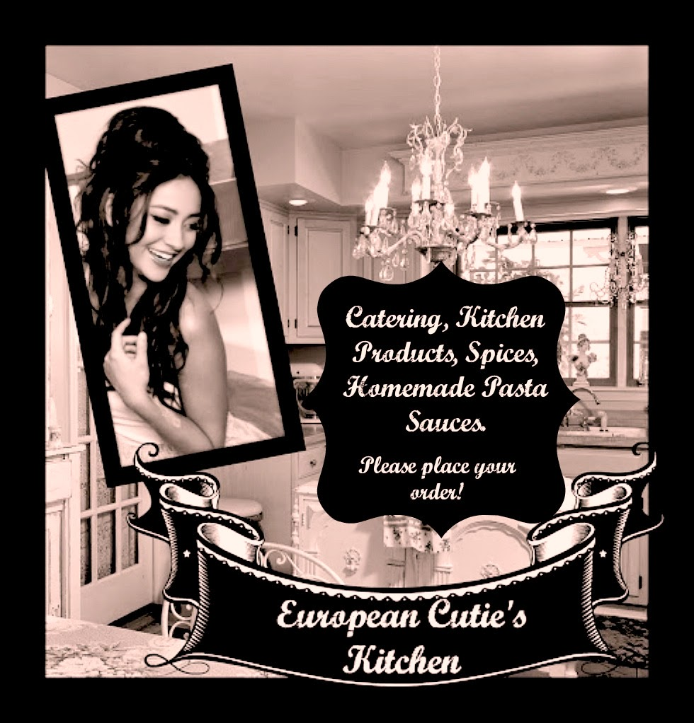 Click Here For my Online Kitchen Products, Homemade Sauces, and Catering!