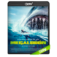 Megalodón (2018) HC HDRip 720p Audio Dual Latino-Ingles
