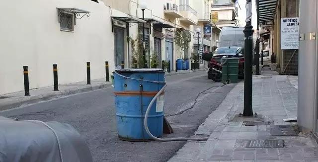 Ξεχάστε τα σκαμπό που βάζετε στις θέσεις πάρκινγκ - Ερχονται πρόστιμα 400 ευρώ!