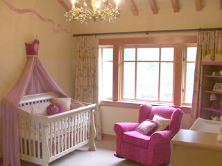 Princess Flora and Fauna Nursery by Embellishmentskids.com