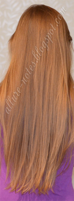 Рецепт роста волос из касторового масла