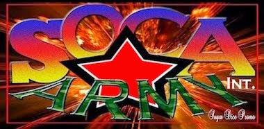 Soca Army logo1