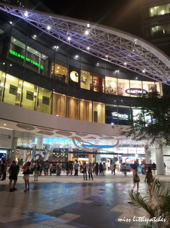 The New Plaza SIngapura
