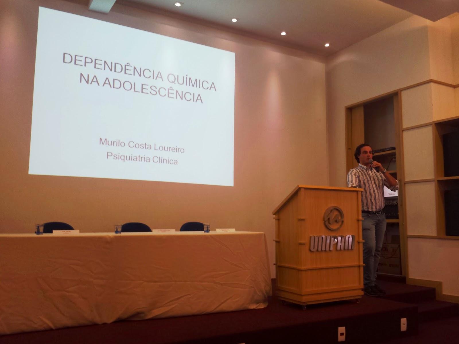 Sócios do Instituto Crescer participam de Congresso do Curso de Medicina UNIPAM 5