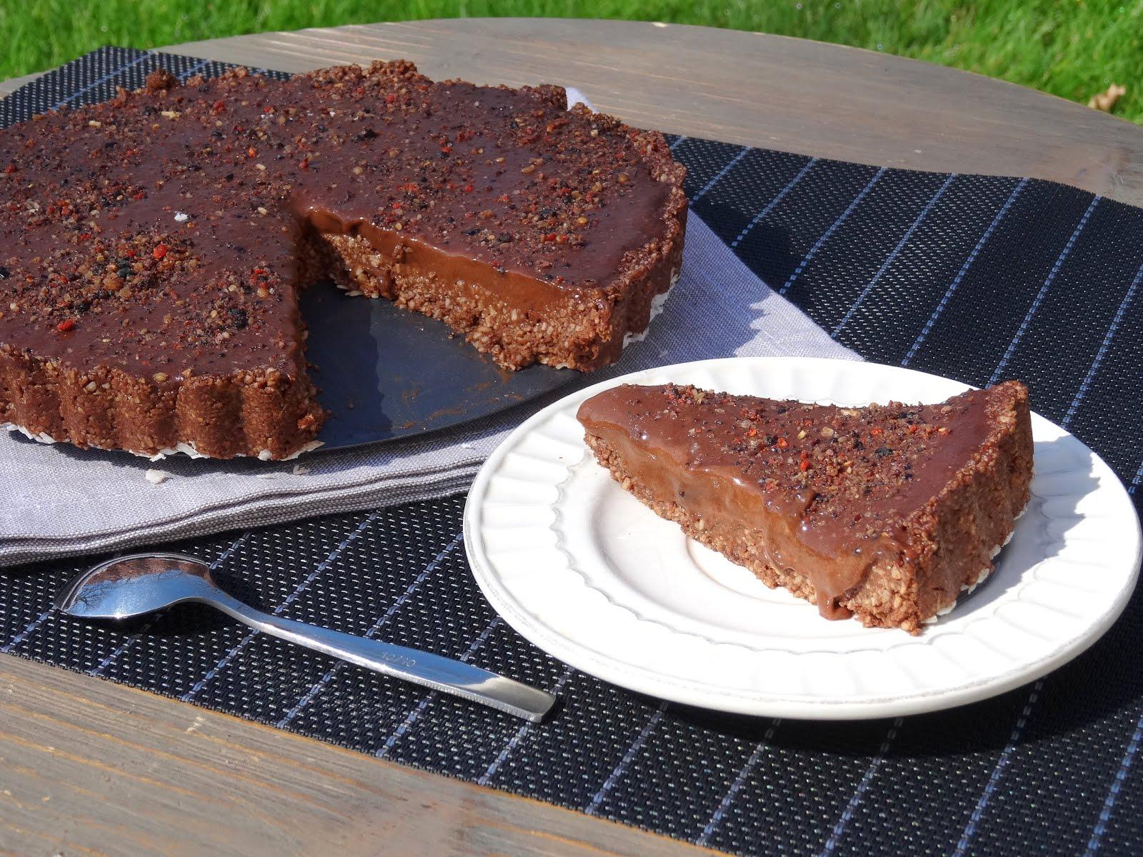 Surowe ciasto... (low fat!)