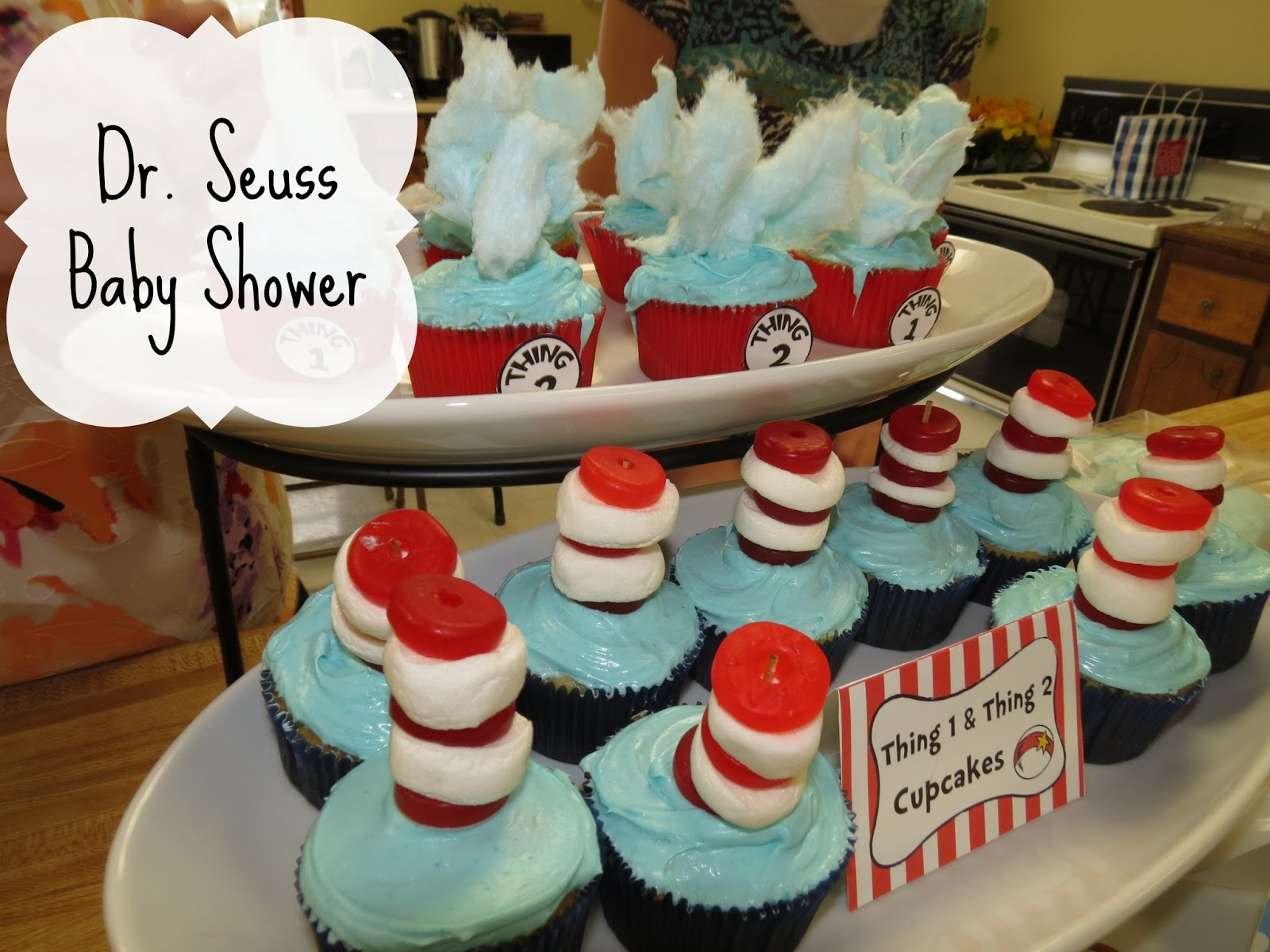 Let s Just Build a House!: A Dr. Seuss Baby Shower for TWINS!