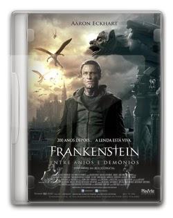 Frankenstein: Entre Anjos e Demônios – BDRip AVI + x264 e RMVB Legendado
