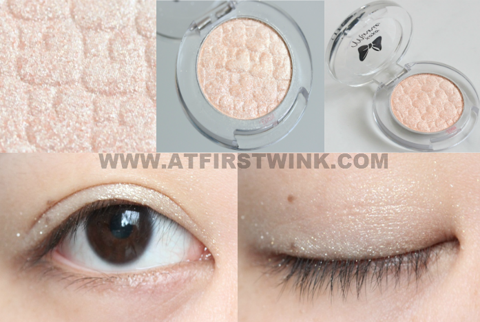 Etude House xoxo Minnie eyeshadow BE104